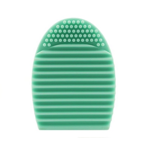 Brush Cleanser Egg green